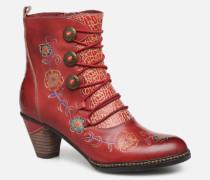 ALCIZEEO 04 Stiefeletten & Boots in rot
