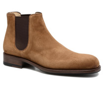 Ron Jodpur Piping Stiefeletten & Boots in braun