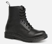 Pascal Mono W Stiefeletten & Boots in schwarz