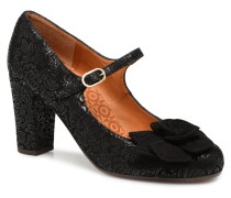 Kinoa Pumps in schwarz