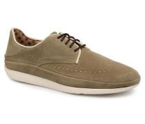 Cali WingToe Derby Sneaker in braun