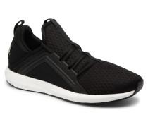 Mega NRGY Sneaker in schwarz