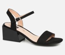 50737 Sandalen in schwarz