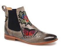 Melvin & Hamilton Amelie 44 Stiefeletten Boots in grau