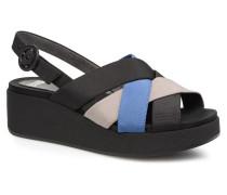 Misia 6 Sandalen in schwarz