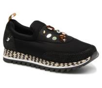 HALANDA Sneaker in schwarz