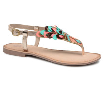 Lubize Sandalen in mehrfarbig