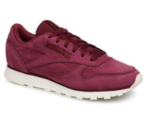 Classic Leather W Sneaker in rot