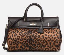 PYLAFANTASIA S Handtasche in braun
