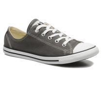 All Star Dainty Canvas Ox W Sneaker in grau
