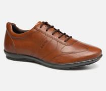 U Symbol B U74A5B Sneaker in braun