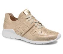 Tye Stardust Sneaker in goldinbronze