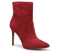 Blaine Ankle Bootie Stiefeletten & Boots in rot