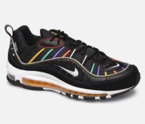 Air Max 98 Prm Sneaker in schwarz