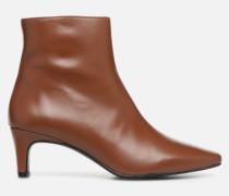 Retro Dandy Boots #5 Stiefeletten & in braun