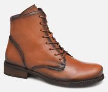 Vera 8067 Stiefeletten & Boots in braun