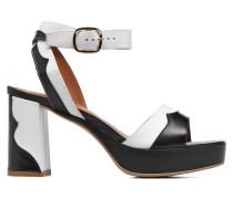 Tennesse Sister #2 Sandalen in schwarz