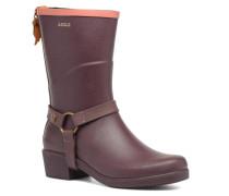 Miss Julie Stiefeletten & Boots in lila