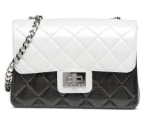 MILANO Bianco Handtasche in schwarz