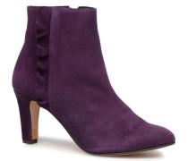 Muzelle Flounce Stiefeletten & Boots in lila