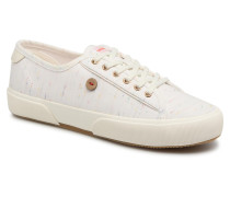 Birch W Cotton Sneaker in weiß