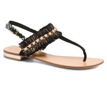 HILA Sandalen in schwarz