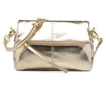 BUTIN Handtasche in goldinbronze