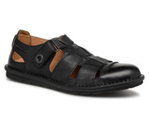 Vidal Sandalen in schwarz