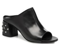 Selene Studs Clogs & Pantoletten in schwarz