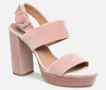 Betty Sandals Sandalen in rosa