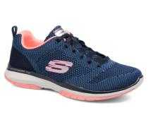 Burst TrClose Knit Sportschuhe in blau
