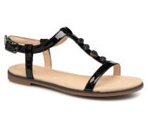 Bay Blossom Sandalen in schwarz