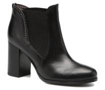 Aclous Stiefeletten & Boots in schwarz