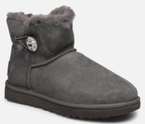 W Mini Bailey Button Bling Stiefeletten & Boots in grau