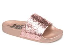64338 Clogs & Pantoletten in rosa
