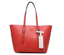 CK Zone Medium Shopper Handtasche in rot