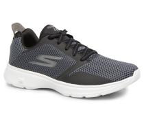 Go Walk 4Elect Sneaker in schwarz