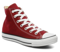 Chuck Taylor All Star Hi W Sneaker in weinrot