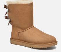 W Bailey Bow II Stiefeletten & Boots in braun