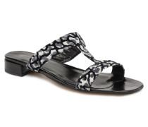 Amina 386 Clogs & Pantoletten in schwarz