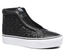 Old Skool Laceless Platform x Karl Lagerfeld Sneaker in schwarz