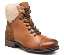 MELTING WARM Stiefeletten & Boots in braun