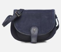 LUCE Handtasche in blau