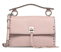 Darren Top Handle Flap Xbody Handtasche in rosa