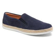 Pieric Slipper in blau