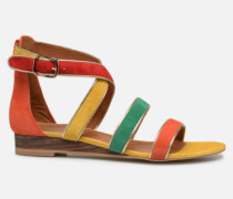 UrbAfrican Sandales Plates #2 Sandalen in mehrfarbig