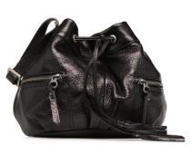 ANAE Handtasche in schwarz
