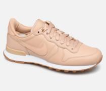 W Internationalist Prm Sneaker in beige