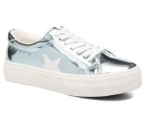Cherry Sneaker in blau