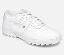 Workout Ripple Og Sneaker in weiß
